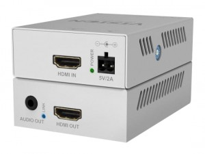 Techconnect Repeater HDMI & Audio Extractor